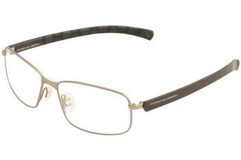 8c20d34bd1e0 Porsche Design Men s Eyeglasses P 8199 P8199 Titanium Full Rim Optical Frame