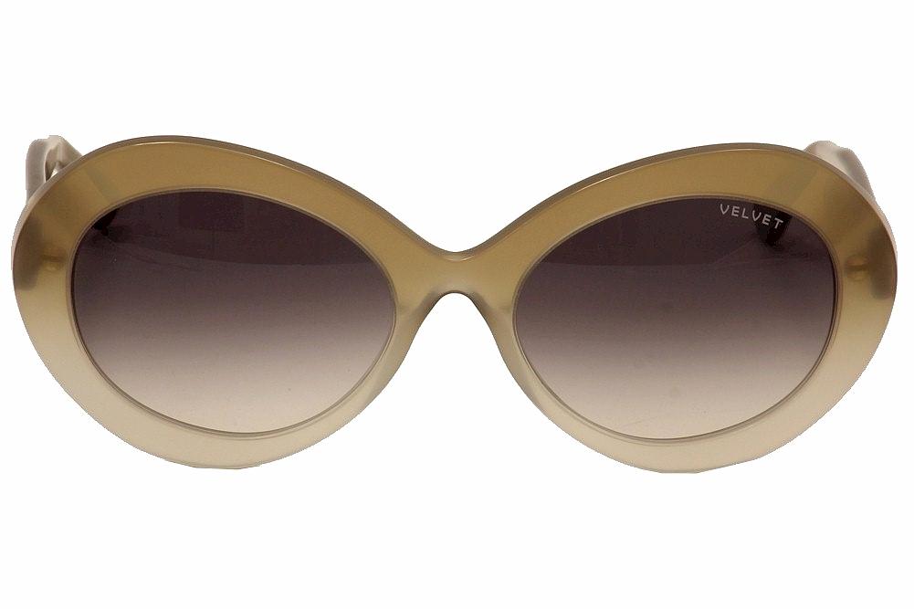 bb664a15cac Velvet Eyewear Women s Audrey V019 V 019 TT01 Turquoise Lava Fashion Retro  Aviat by Velvet Eyewear