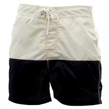 Nautica Men's Quick Dry Meridian Pieces Colorblock Trunk Shorts Swimwear