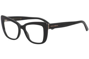 6b209bd2cf6 Dolce   Gabbana Women s Eyeglasses D G DG3308 DG 3308 Full Rim Optical Frame
