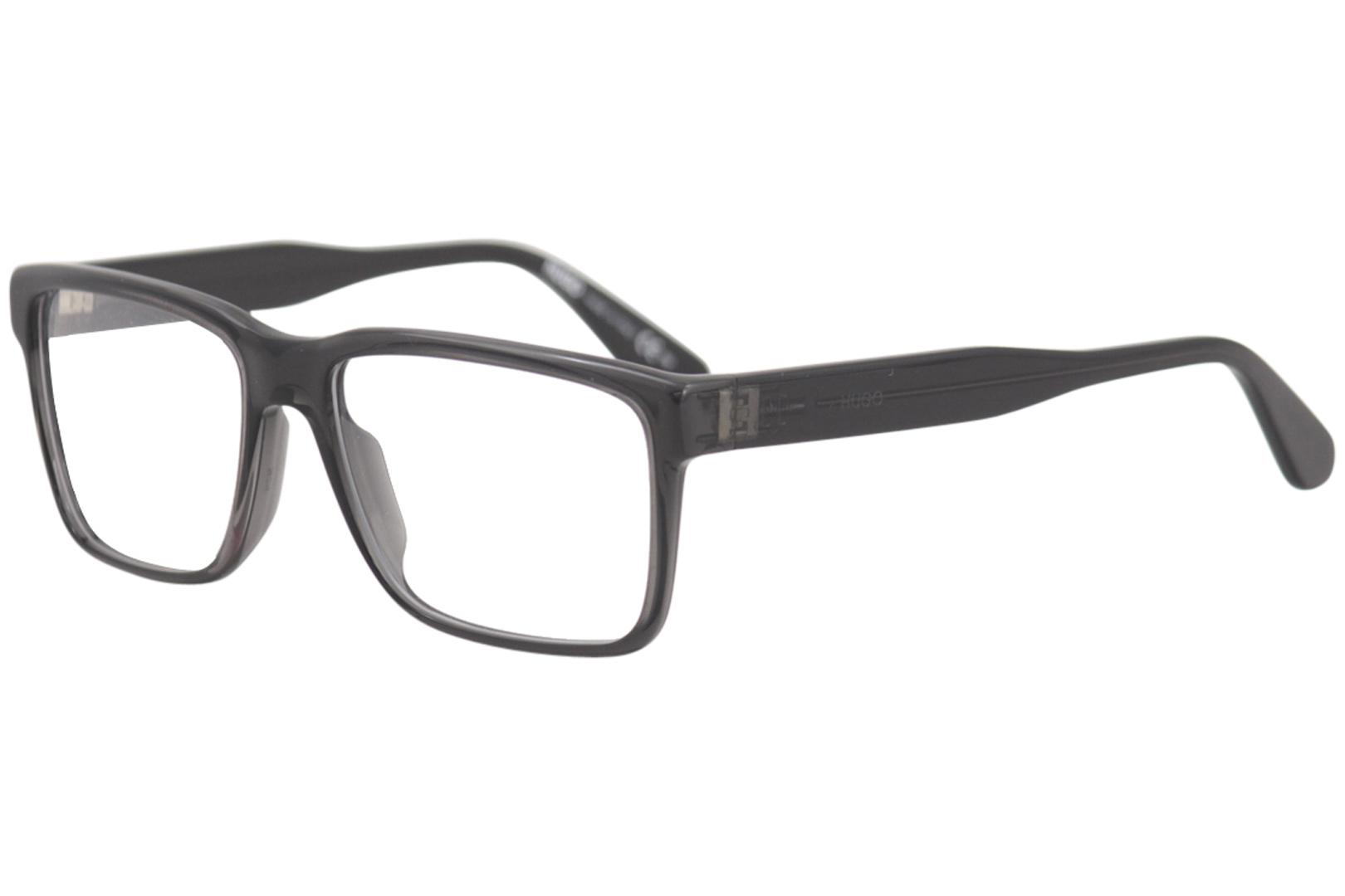 Hugo Boss Men's 0126 Full Rim Optical Frame