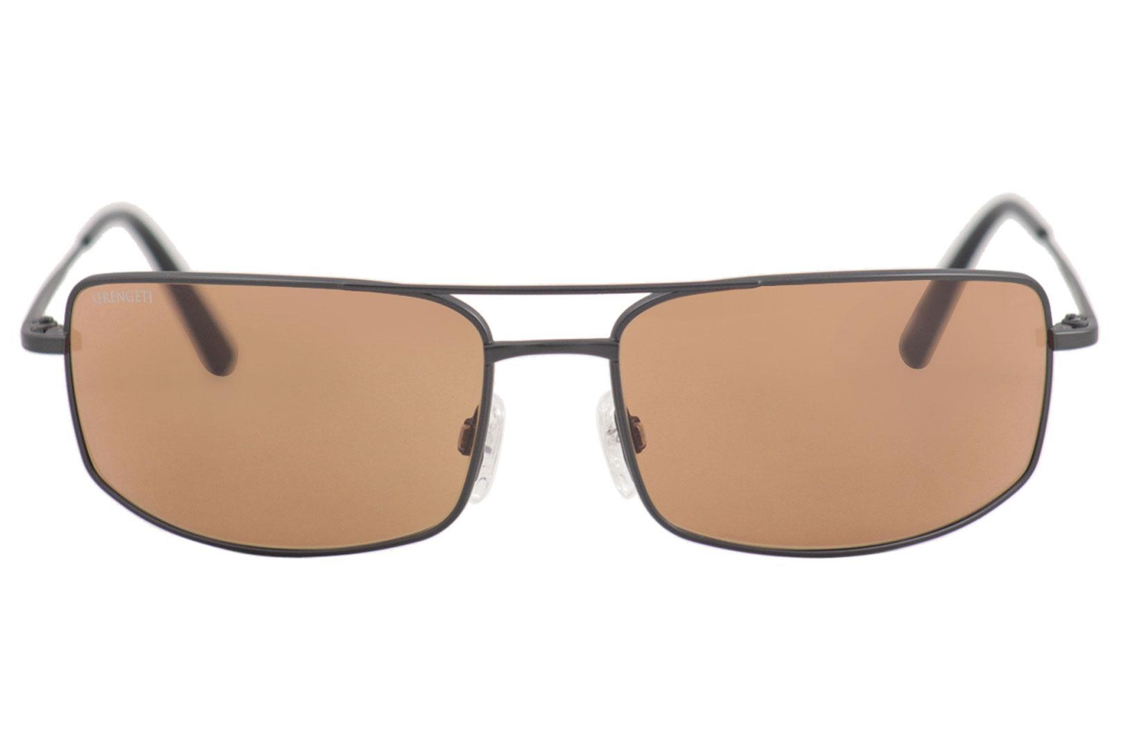 a0850409008da Serengeti Men s Treviso Fashion Pilot Sunglasses by Serengeti