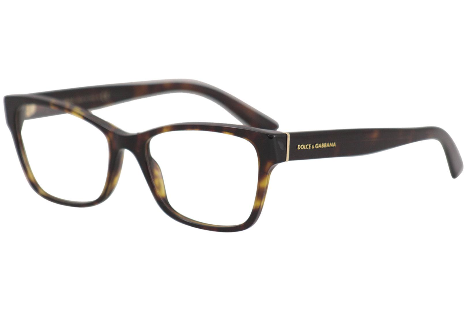 c8976f162568 Dolce   Gabbana Eyeglasses D G DG3274 DG 3274 502 Havana Optical ...