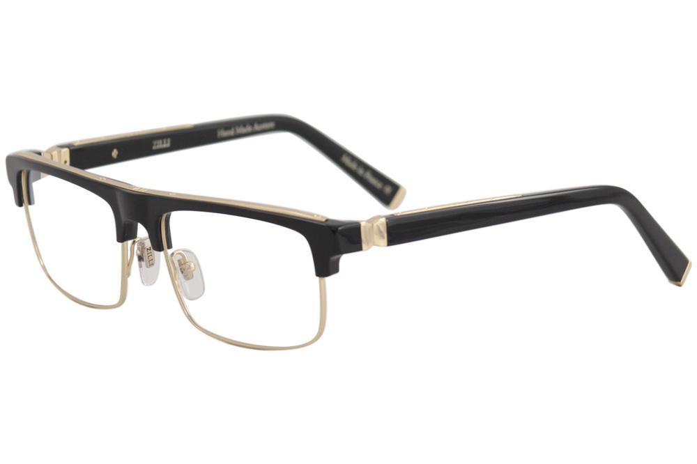3eb183c2ca Zilli Men s Eyeglasses ZI60005 ZI 60005 Full Rim Optical Frame by Zilli
