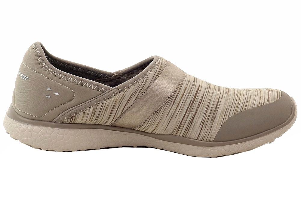 05a4bd8d Skechers Women's Microburst - Greatness Memory Foam Slip-On Sneakers Shoes  by Skechers. 1234567