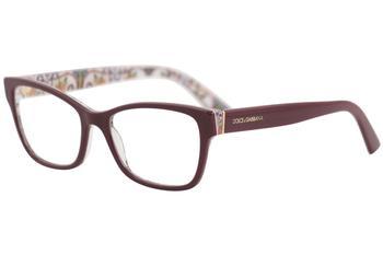 91257d780e39 Dolce   Gabbana Women s Eyeglasses D G DG3274 DG 3274 Full Rim Optical  Frame by Dolce   Gabbana