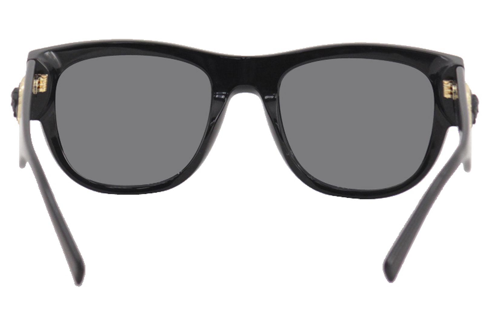 3c43982b14c8 Versace Men s VE4359 VE 4359 Fashion Square Sunglasses