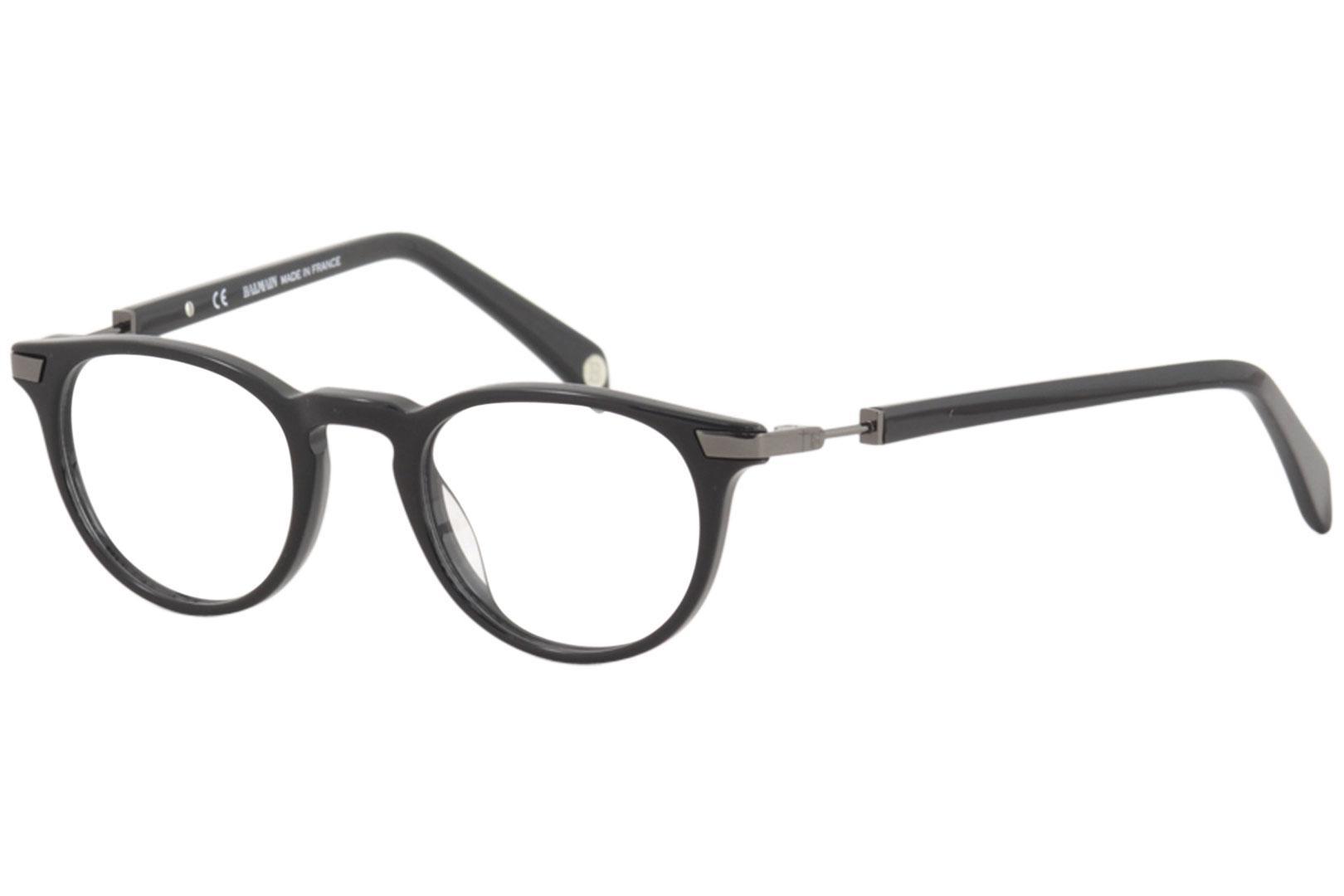 59c1e697f9c Balmain Men s Eyeglasses BL3048 BL 3048 Full Rim Optical Frame by Balmain.  Touch to zoom