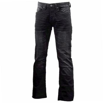 Buffalo By David Bitton Men's Evan-X Basic Five-Pocket Slim Stretch Jeans  UPC: