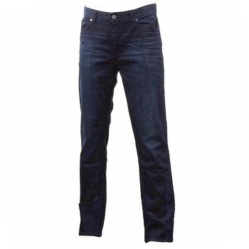 Calvin Klein Men's Five-Pocket Slim Straight Jeans  UPC: