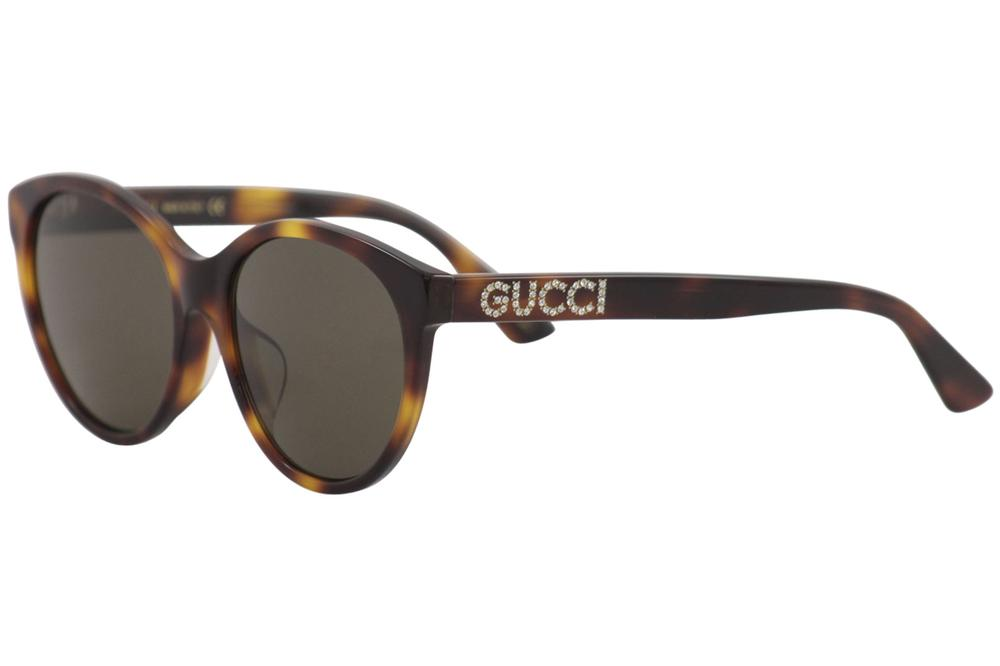 e2ad86ca508 Gucci Women s GG0419SA GG 0419 SA Fashion Cat Eye Sunglasses