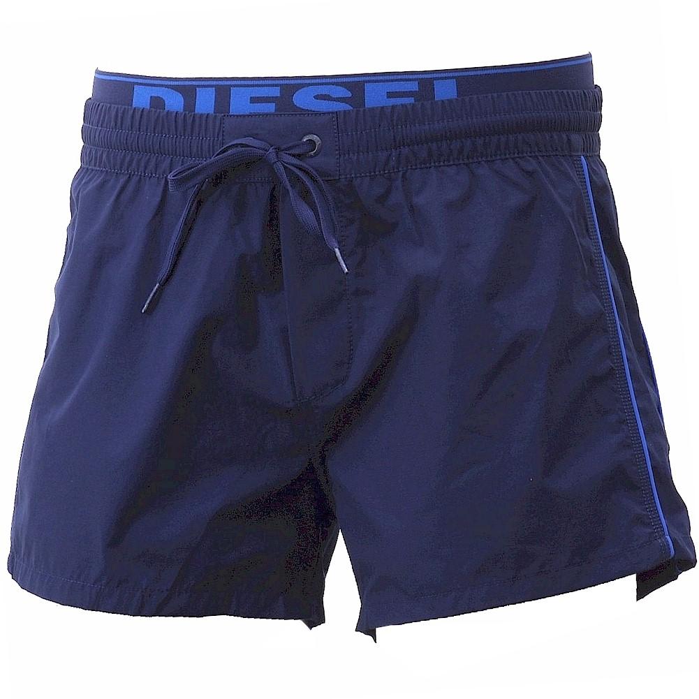 Image of Diesel Men's Seaside E Swimwear Trunks Shorts - Blue - Large
