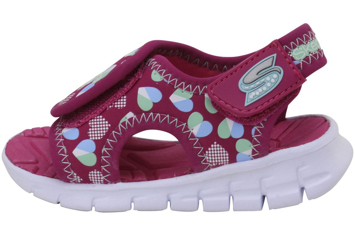 Skechers Toddler/Little Girl's Synergize Splash-N-Dash Sandals Shoes by  Skechers