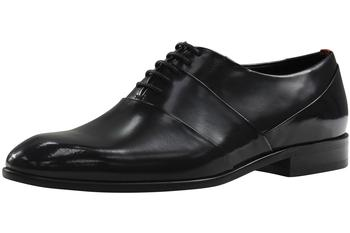 Hugo Boss Men's Dressapp Leather Oxfords Shoes  UPC: