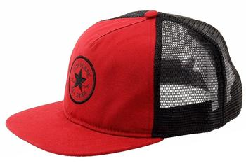 12dcce2d0ce Converse Men s All Star Chuck Taylor Core Trucker Cap Baseball Hat ...