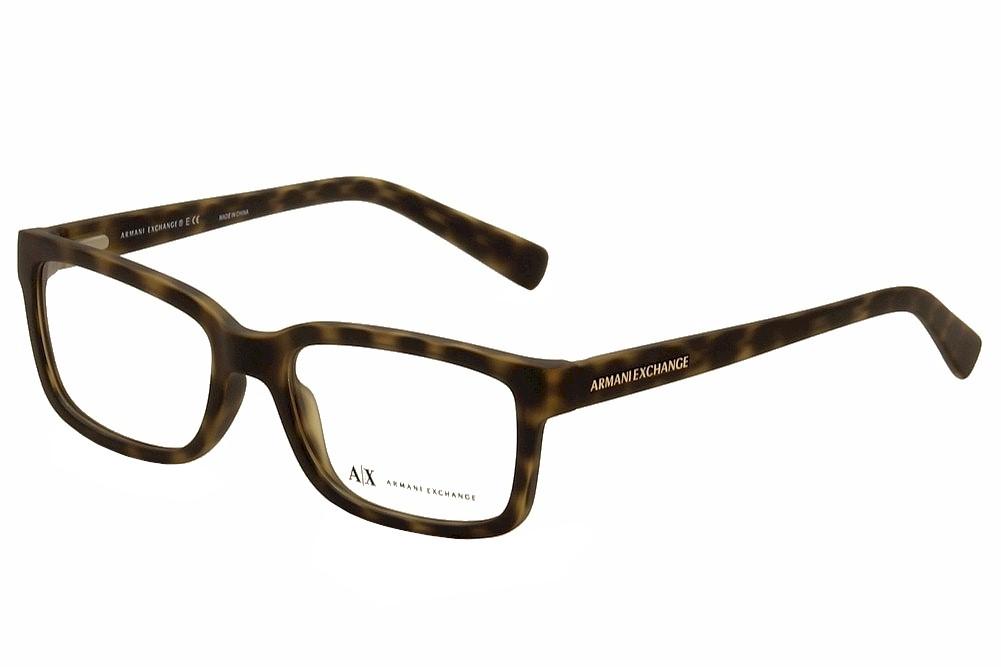 Armani Exchange Men S Eyeglasses Ax3022 Ax 3022 Full Rim Optical Frame