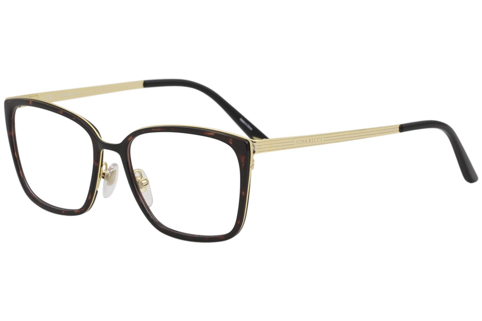 f0b49313c5 Nina Ricci Women s Eyeglasses VNR127 VNR 127 Full Rim Optical Frame
