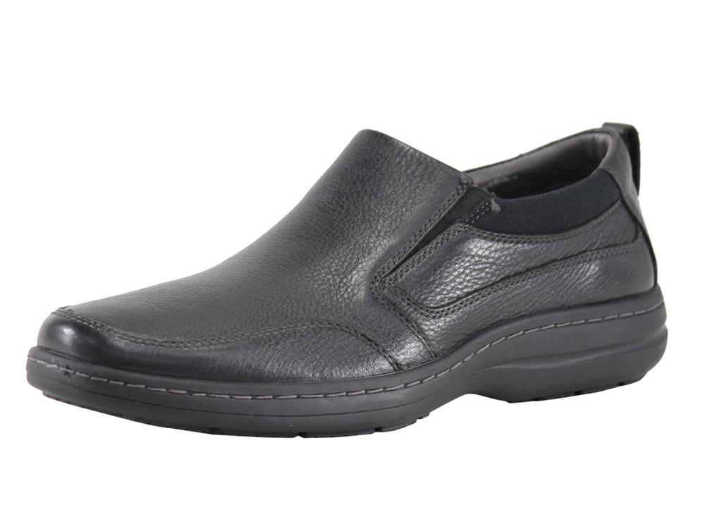 Image of - Black Leather - 10.5 D(M) US