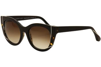 Thierry Lasry Women's Nevermindy Cat Eye Fashion Sunglasses