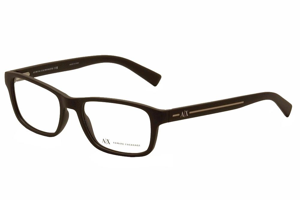 Armani Exchange Men S Eyeglasses Ax3021 Ax 3021 Full Rim Optical Frame