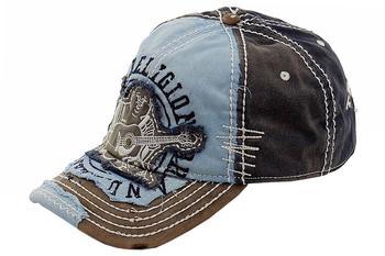 8c4de46b2aa True Religion Men s Distressed Buddha Baseball Cap Hat (One Size Fits Most)  by True Religion