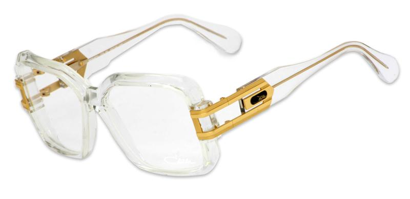 21428ecc898 Cazal LEGEND Eyeglasses MOD623 623 Crystal Gold Optical Frame