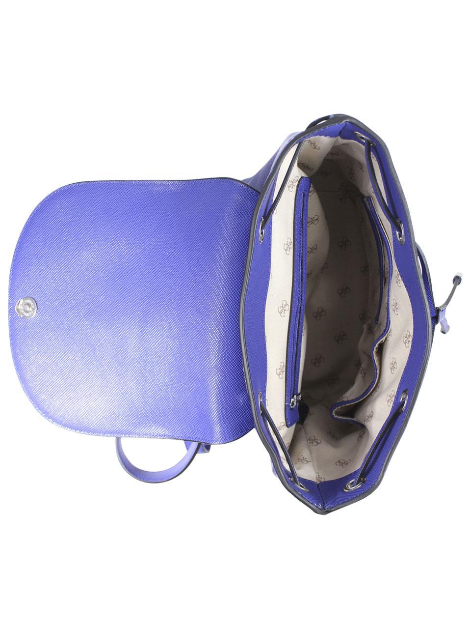 Guess-Women-039-s-Varsity-Pop-Pin-Up-Backpack-Bag thumbnail 15