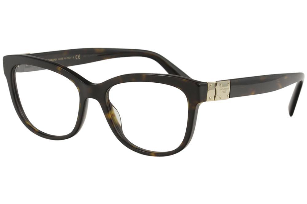 7b4a0a2af1cd5d Dolce   Gabbana Women s Eyeglasses D G DG3290 DG 3290 Full Rim ...