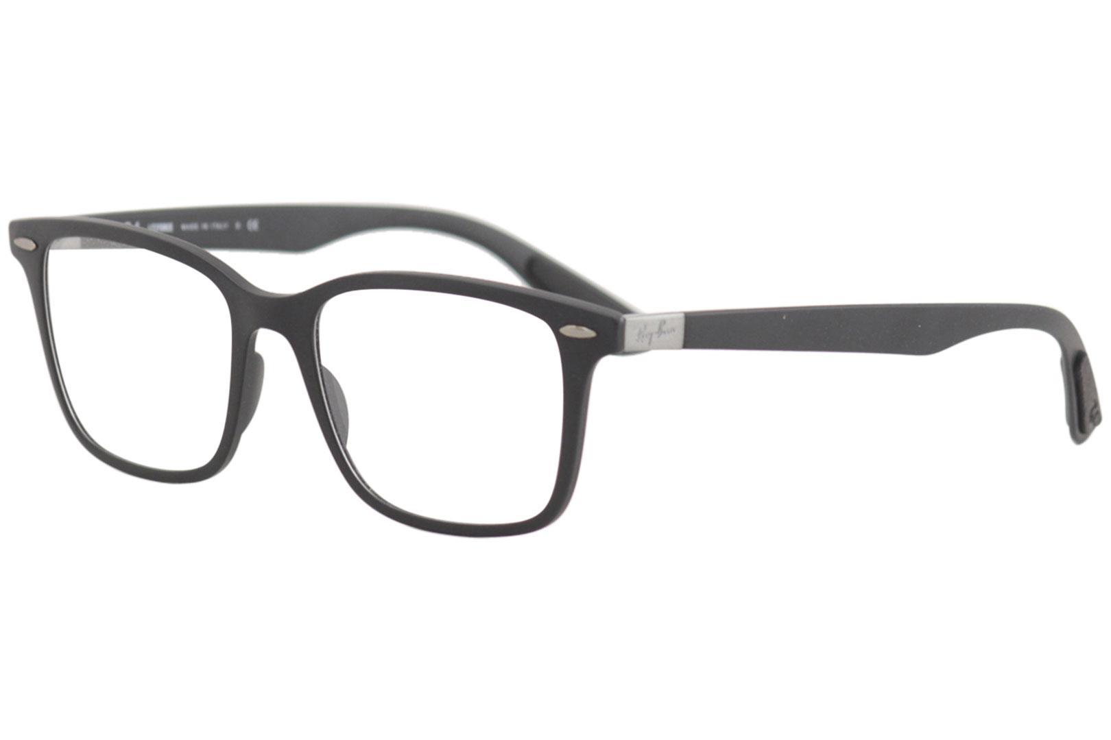 f897fe6e6c6f Ray Ban Men's Eyeglasses RX7144 RX/7144 Full Rim Optical Frame