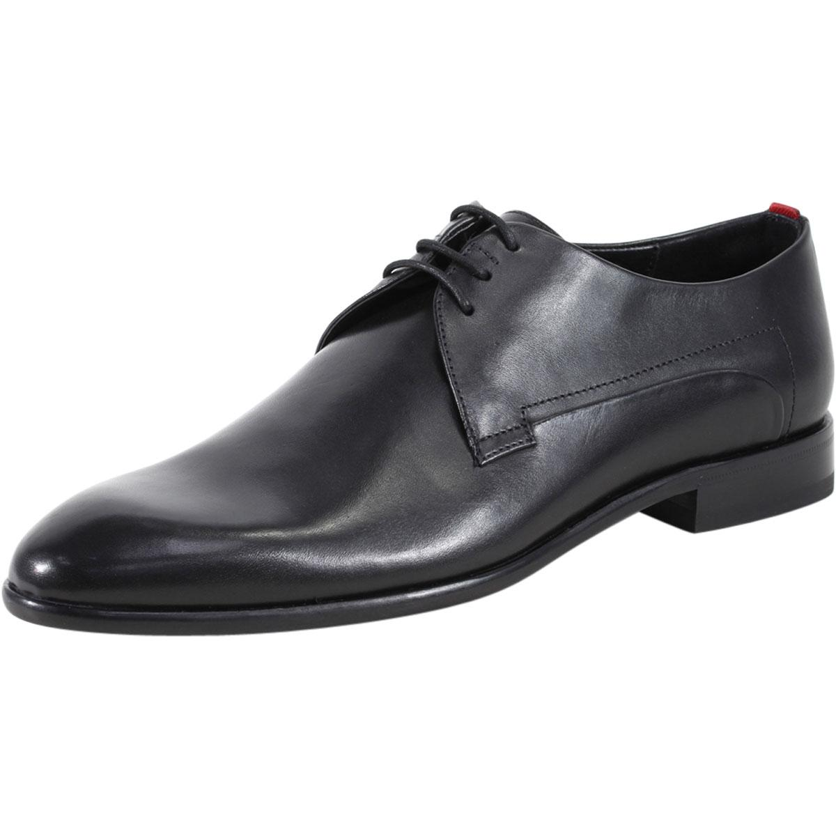 4a2010fa976 Hugo Boss Men s Appeal Leather Derby Oxfords Shoes