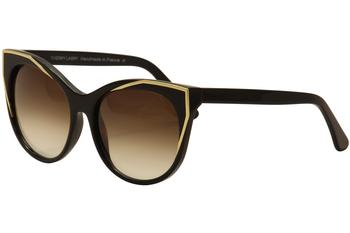 Thierry Lasry Women's Polygamy Fashion Cat Eye Sunglasses