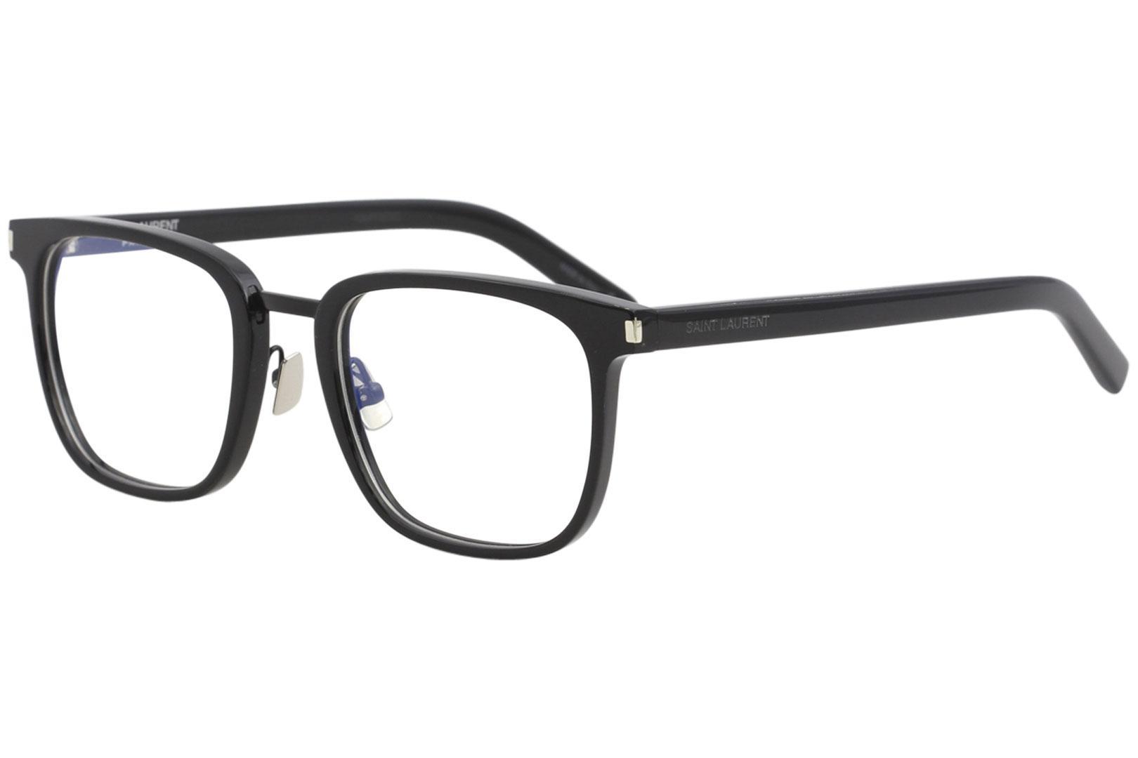 5517d0d68a Saint Laurent Men s Eyeglasses SL222 SL 222 Full Rim Optical Frame