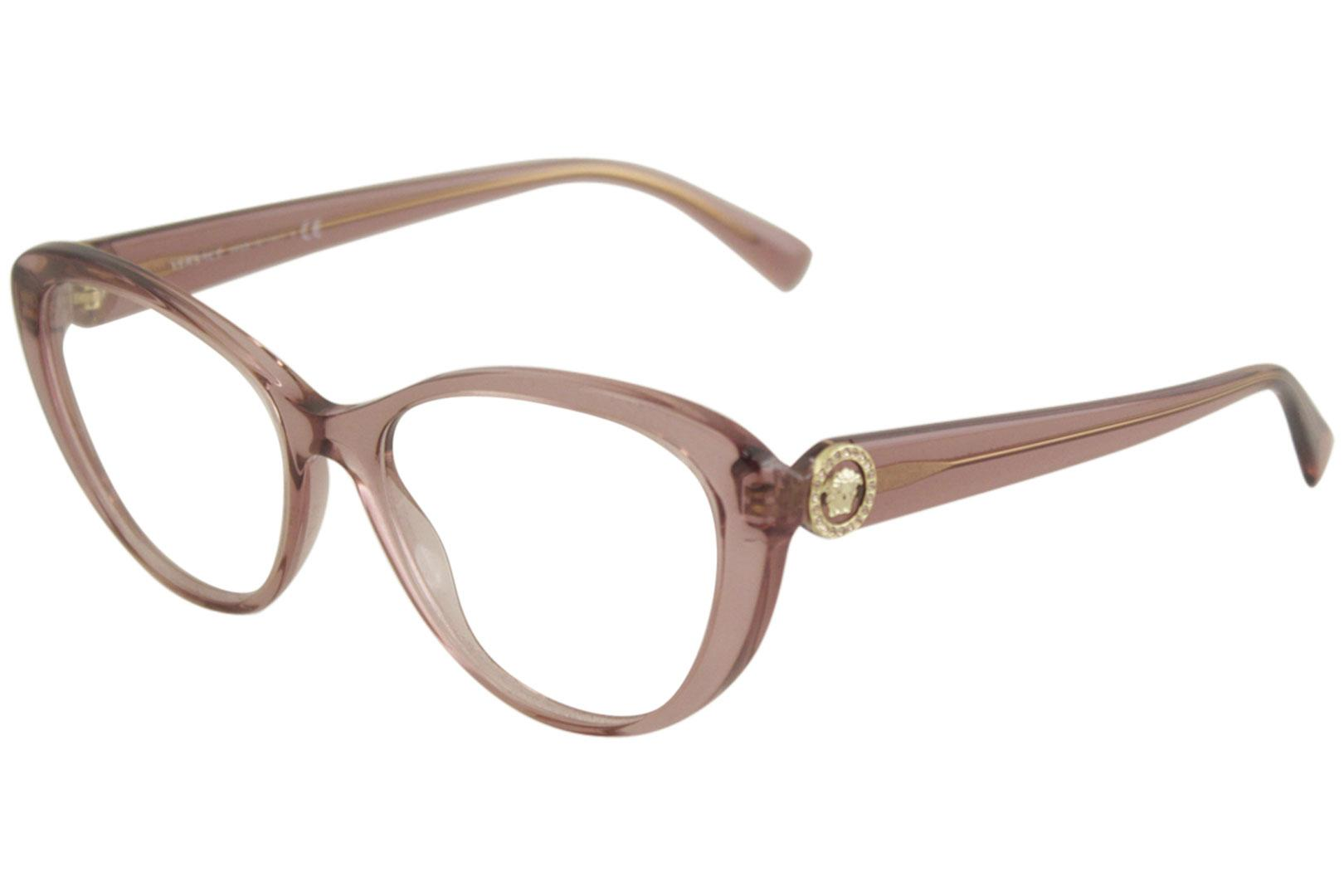 92fbc265432a Versace Women s Eyeglasses 3246 B Full Rim Optical Frame by Versace. 12345