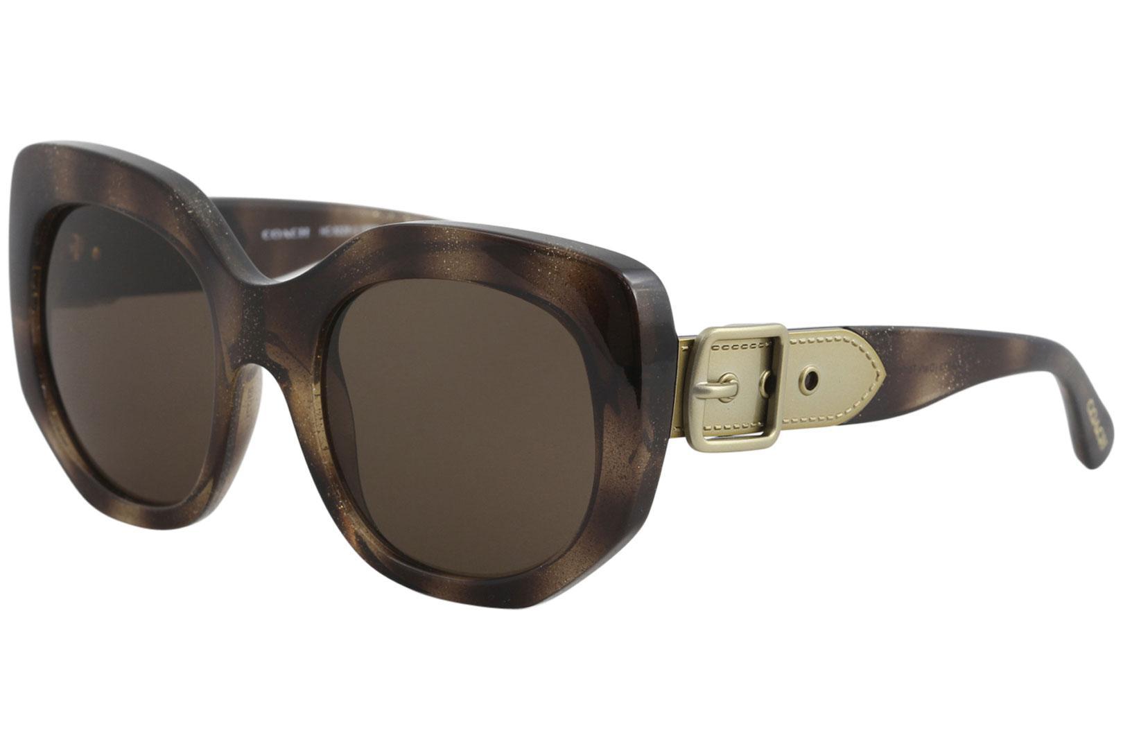 082fb9b2e84 Coach Women s HC8228 HC 8228 Fashion Square Sunglasses