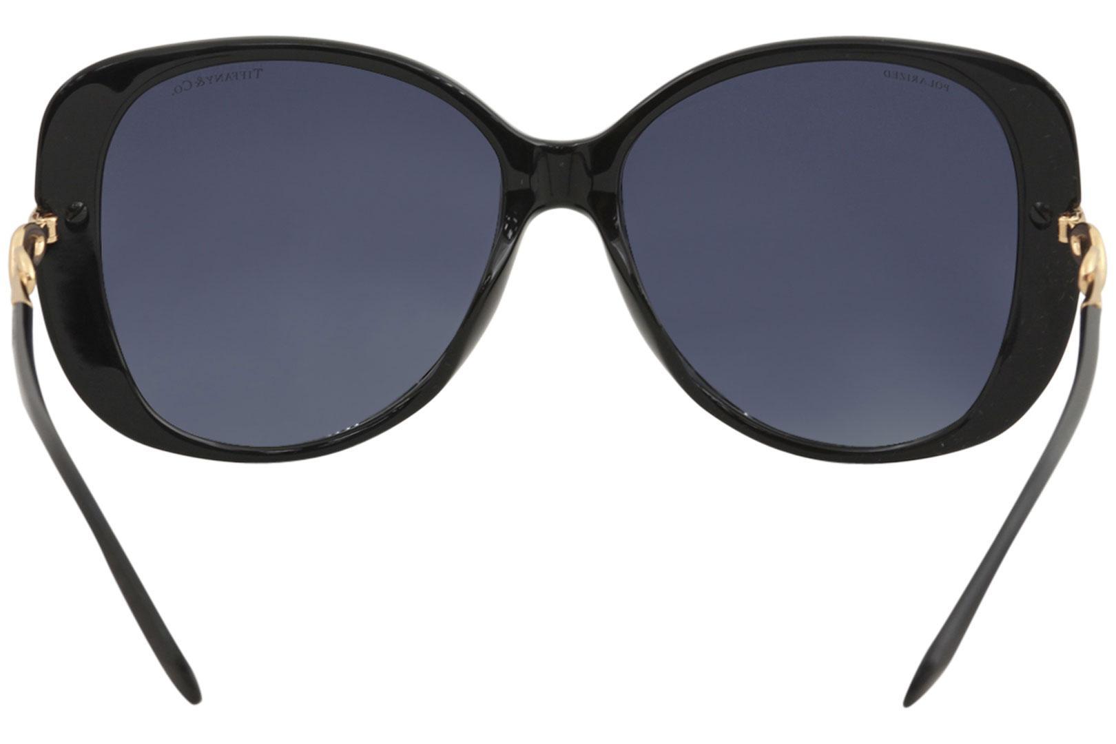 4af3fa86e41a4 Women s TF4126B TF 4126 B Fashion Butterfly Polarized Sunglasses by Tiffany    Co. 12345