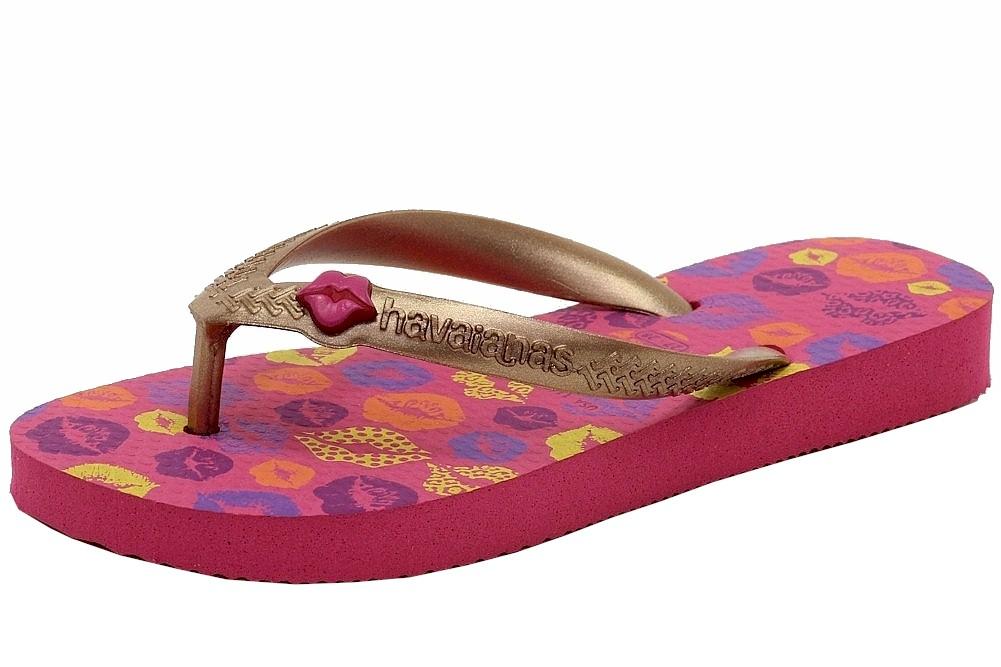 454e2ea0cff9 Havaianas Girl s Fun Fashion Flip Flops Sandals Shoes