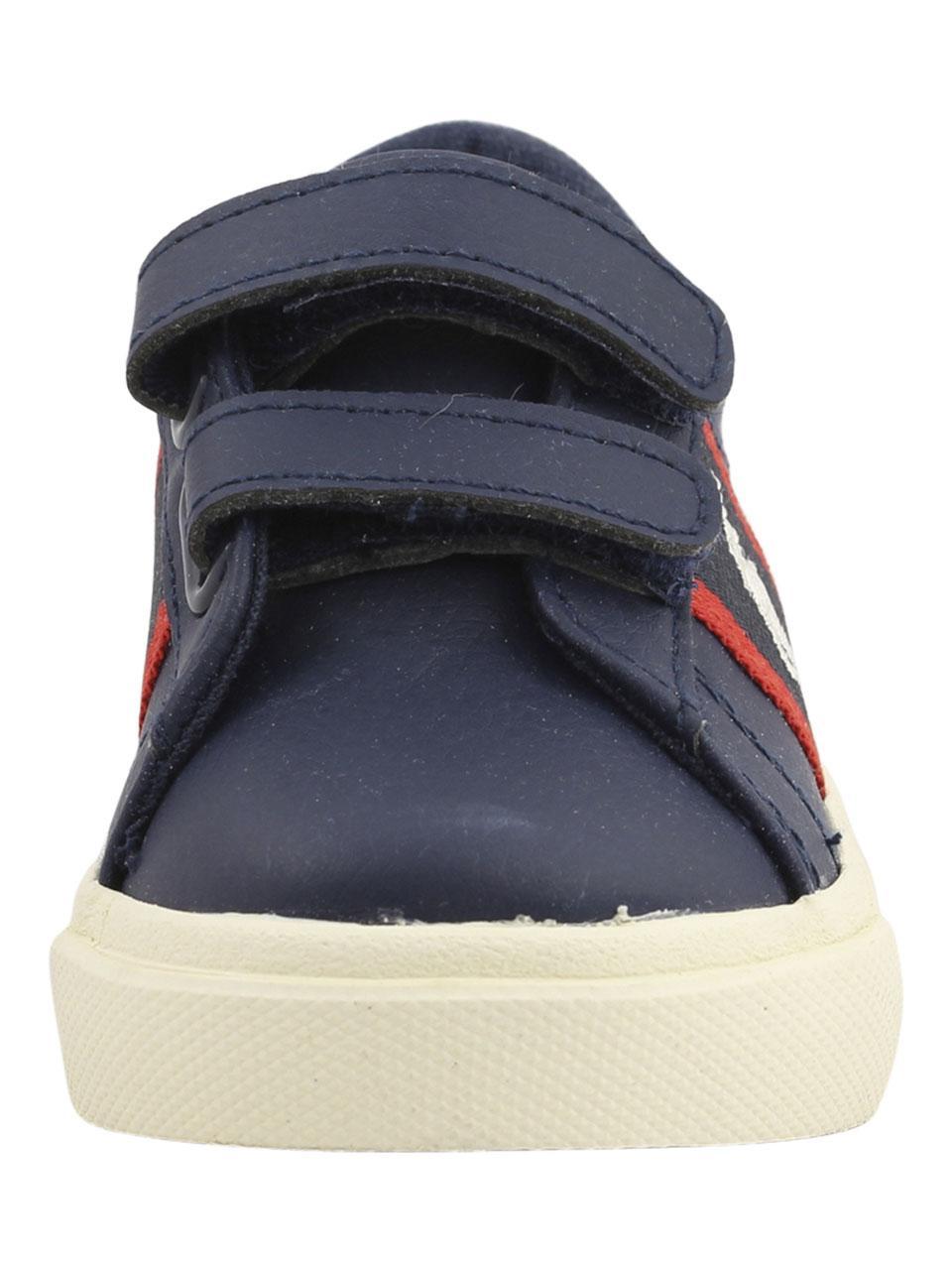 6673cc92096f5 Polo Ralph Lauren Toddler Boy's Geoff-EZ Sneakers Shoes by Polo Ralph Lauren