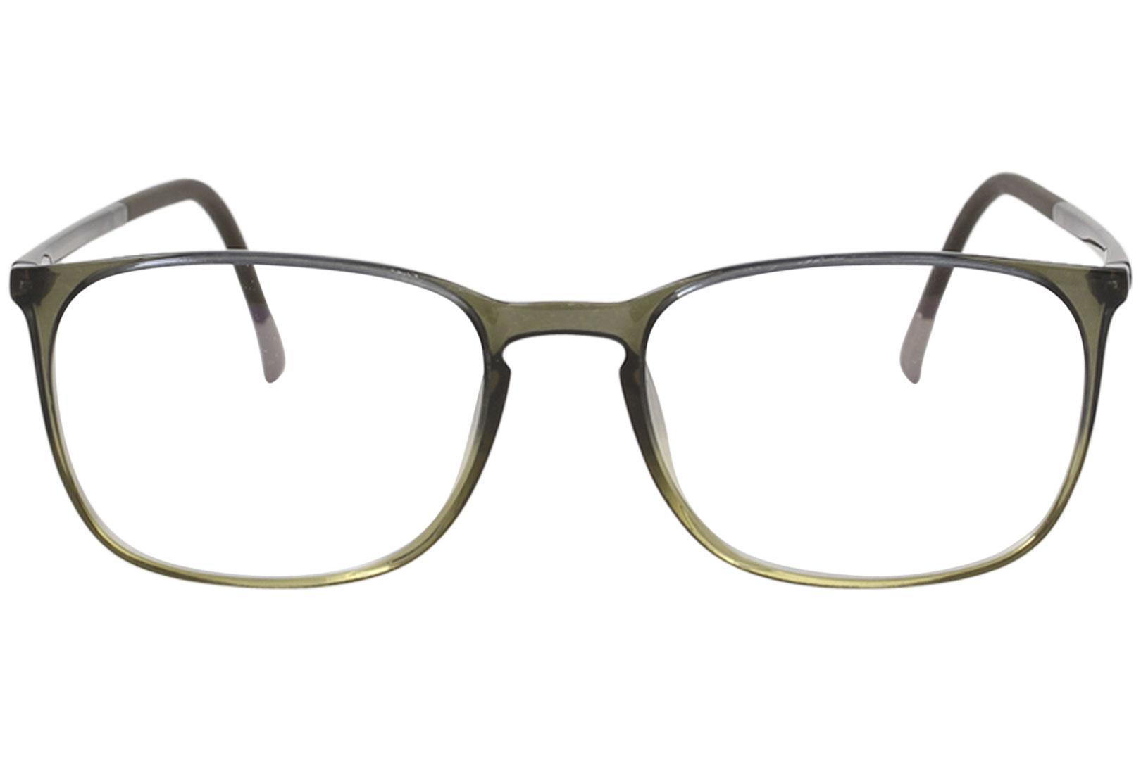 26c83e15913 Silhouette Men s Eyeglasses SPX Illusion 2911 Full Rim Optical Frame by  Silhouette