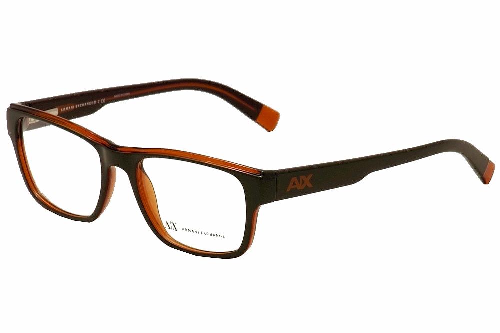 Armani Exchange Men S Eyeglasses Ax3018 Ax 3018 Full Rim Optical Frame