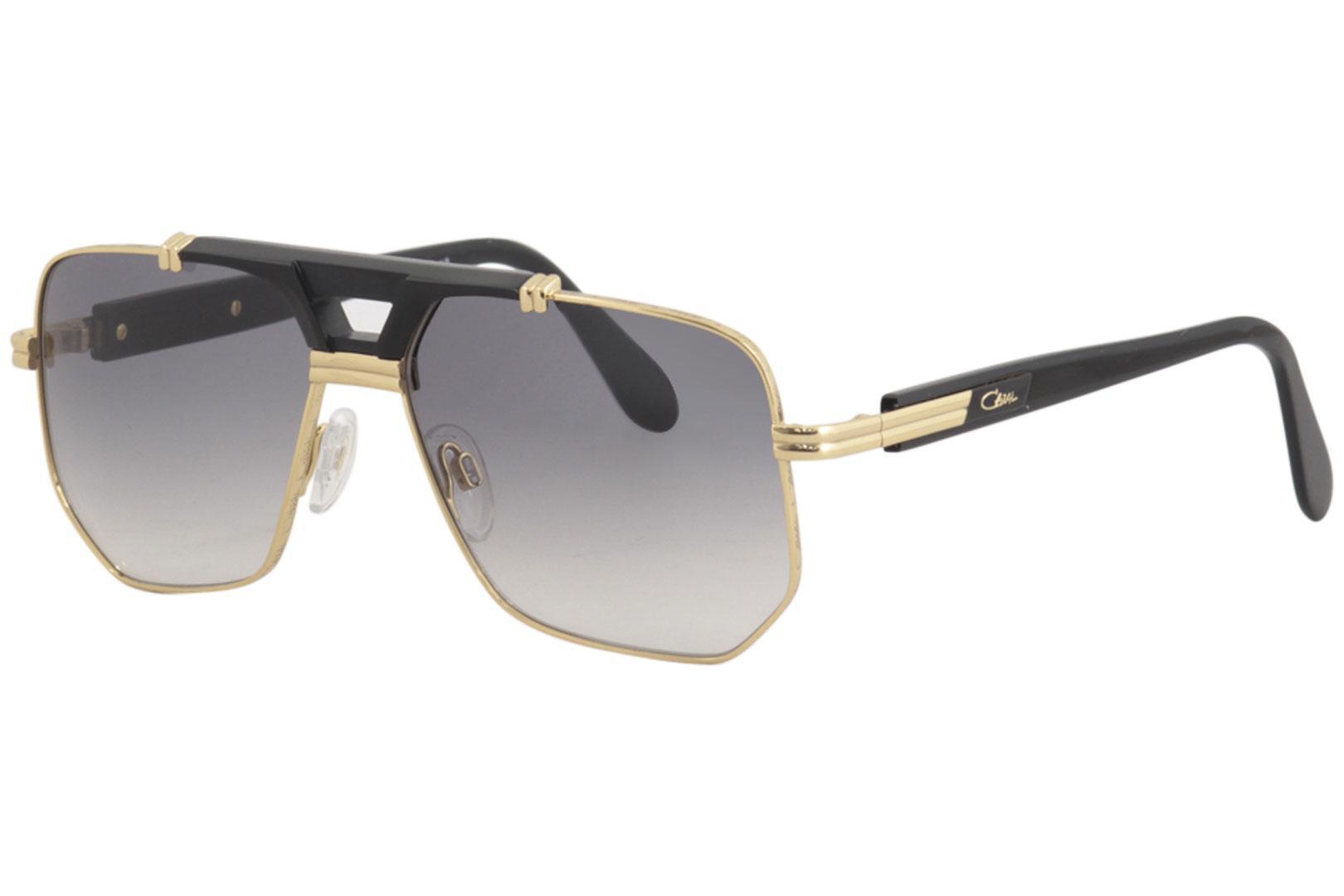 1b730322c3 Cazal Legends Men s 990 Retro Pilot Sunglasses
