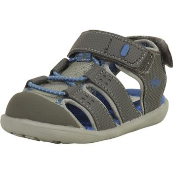 See Kai Run Toddler/Little Boy's Lincoln II Fisherman Sandals Shoes UPC: