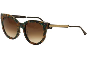 Thierry Lasry Women's Lively Cat Eye Fashion Sunglasses UPC:
