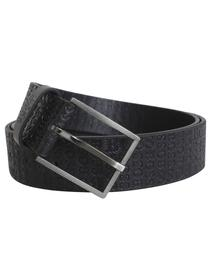 Hugo Boss Men's Trilo Genuine Leather Belt