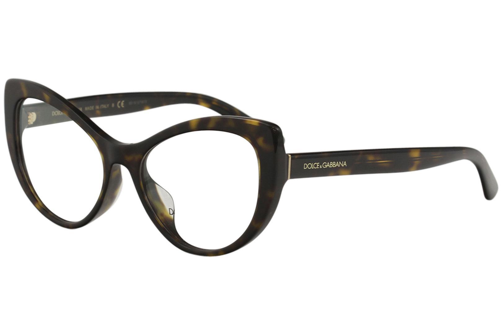 Dolce & Gabbana Women's Eyeglasses D&G DG3285F DG/3285/F Full Rim Optical Frame