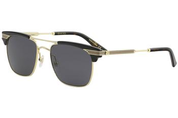 Gucci Men's GG0287S GG/0287/S Fashion Square Sunglasses