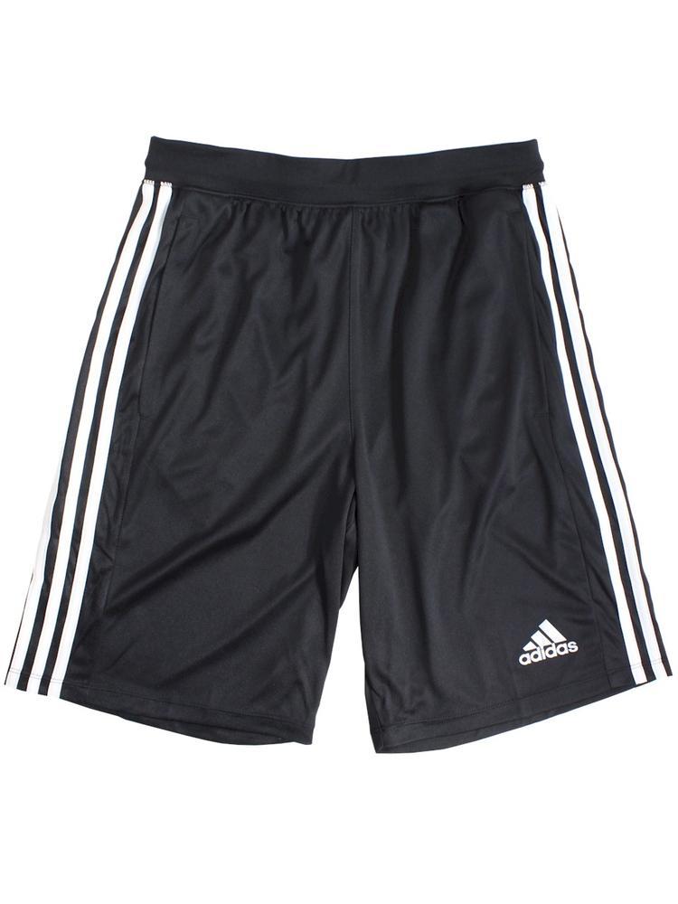 Adidas Men's D2M 3-Stripes Climalite Shorts