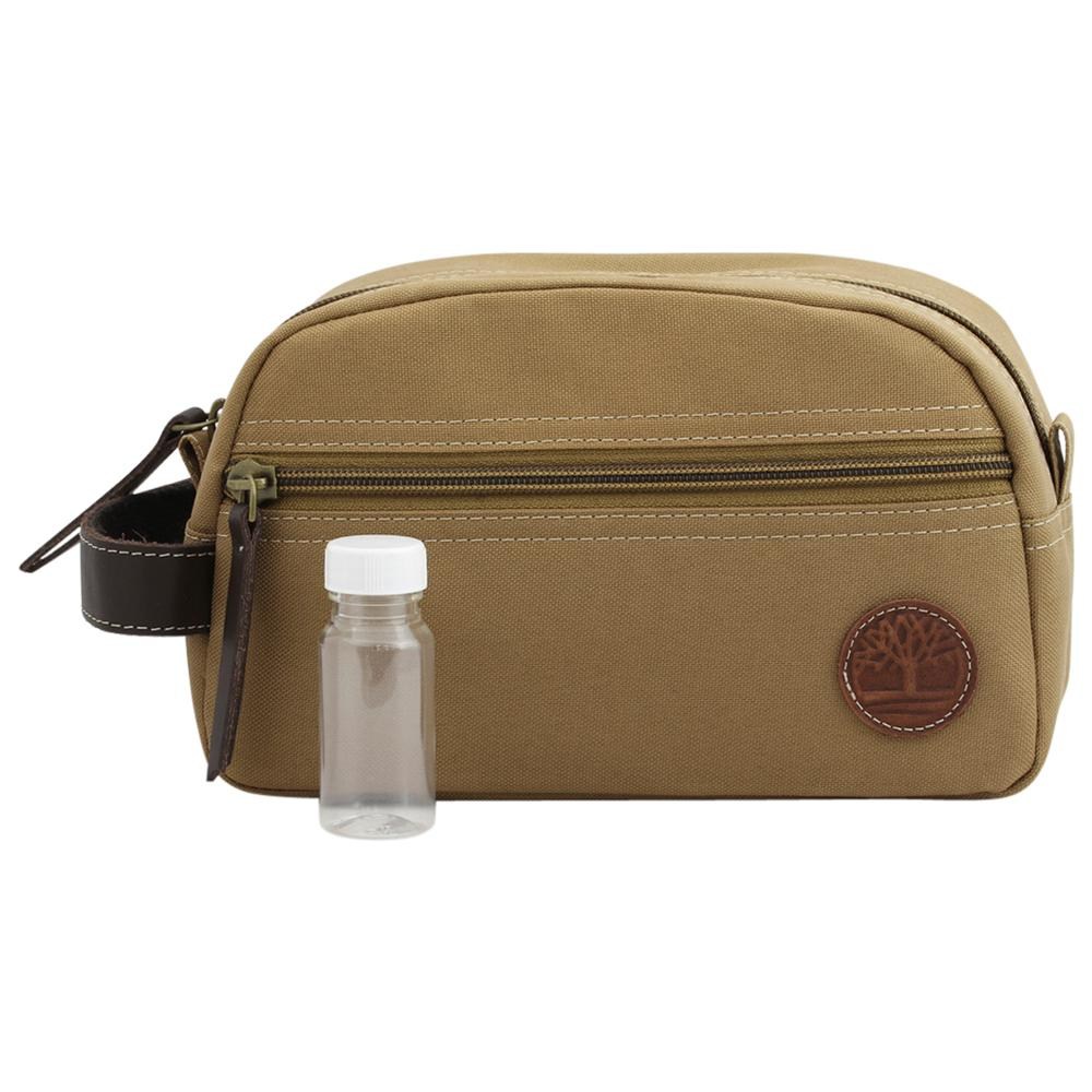 Timberland Men's Core Canvas Travel Kit Bag