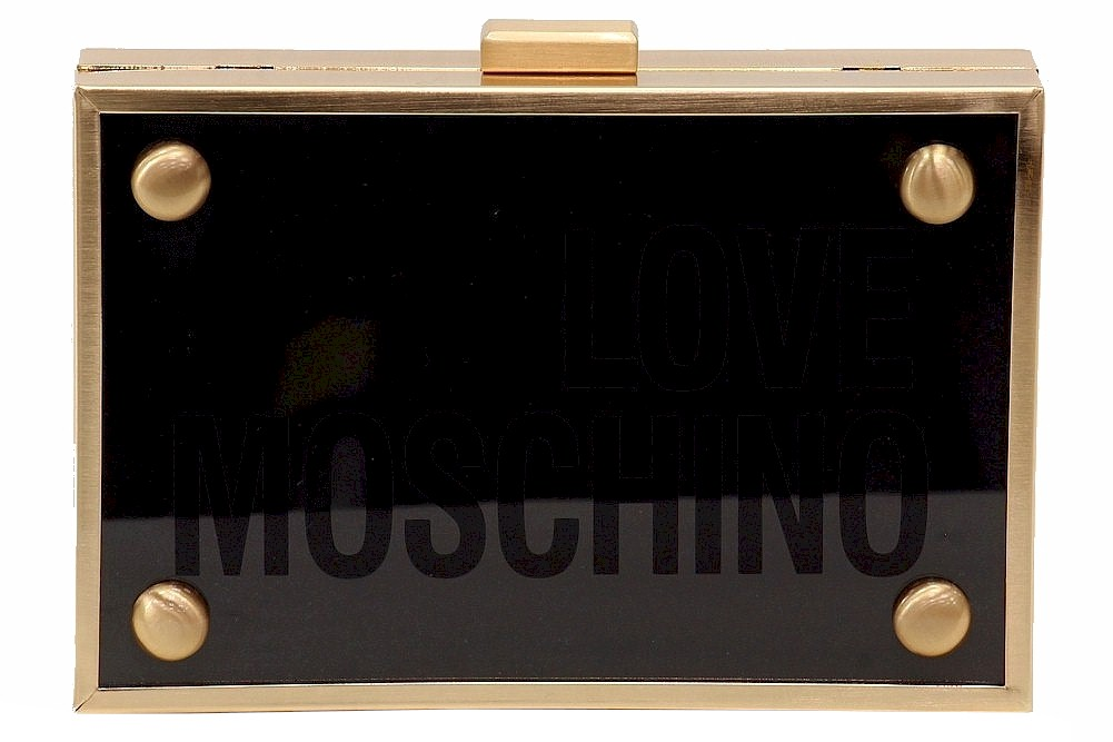 Love Moschino Women s Plexiglass Crossbody Clutch Handbag Plexiglass Crossbody; JC4316PP02KX