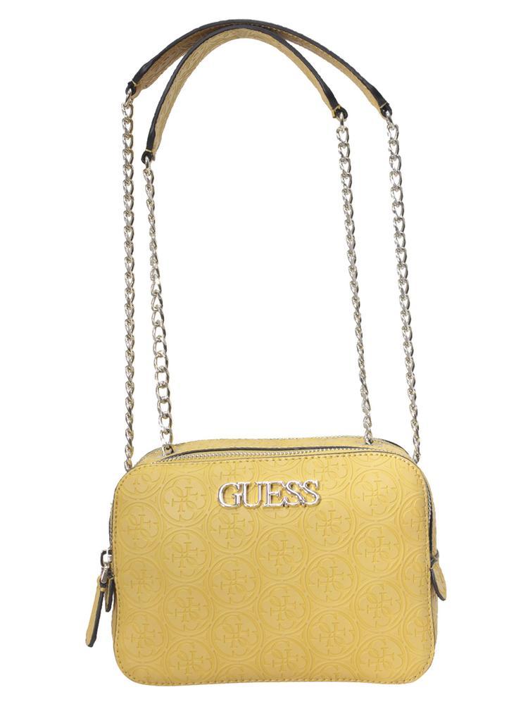 Guess Women's Heritage Pop Convertible Camera Handbag