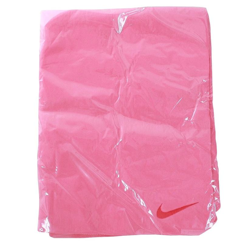 Image of Nike Hydro Ultra Absorbent Swim Training Towel - Pink - 12 x 16 In